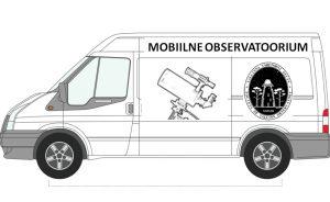 Mobiilne observatoorium